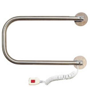 Поворотный полотенцесушитель хром (500х300)