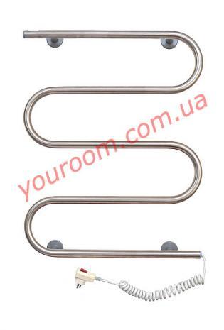 Стационарный полотенцесушитель хром (540х730)