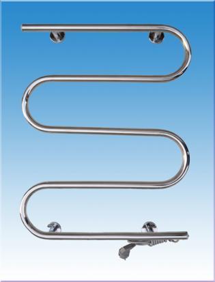 Стационарный полотенцесушитель (540х730) нержавеющая сталь