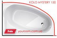 Карниз для ванны KOLO Mystery 150x95