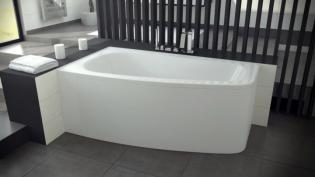 Ванна Besco Luna 150х80
