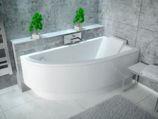 Ванна Besco Praktika 140х70
