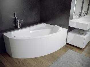 Ванна Besco Rima 140х90