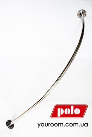 Карниз дуга для ванны Polimat Frida 160x105
