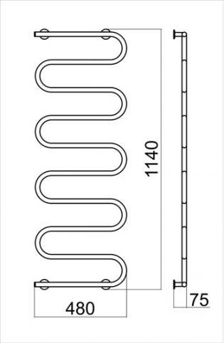 Макет Питон (480Х1140)